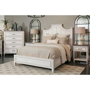 Bassett Bella Queen Bedroom Group