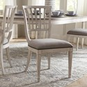 Bassett Bella Dining Side Chair - Item Number: 4572-2451