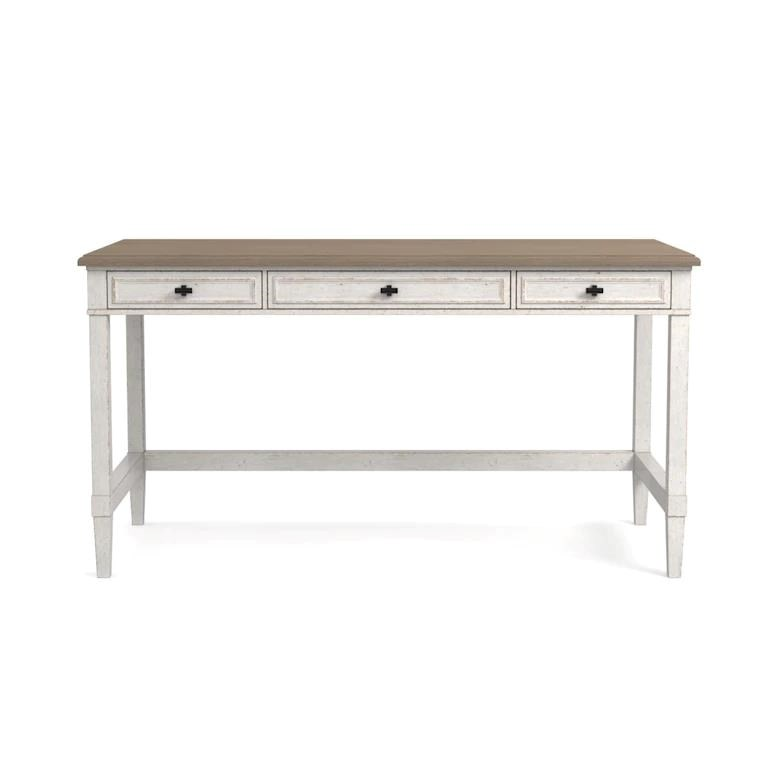 Bella Writing Desk by Bassett at Fisher Home Furnishings