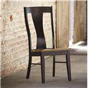 Bassett Bench Made Boone Transitional Side Chair