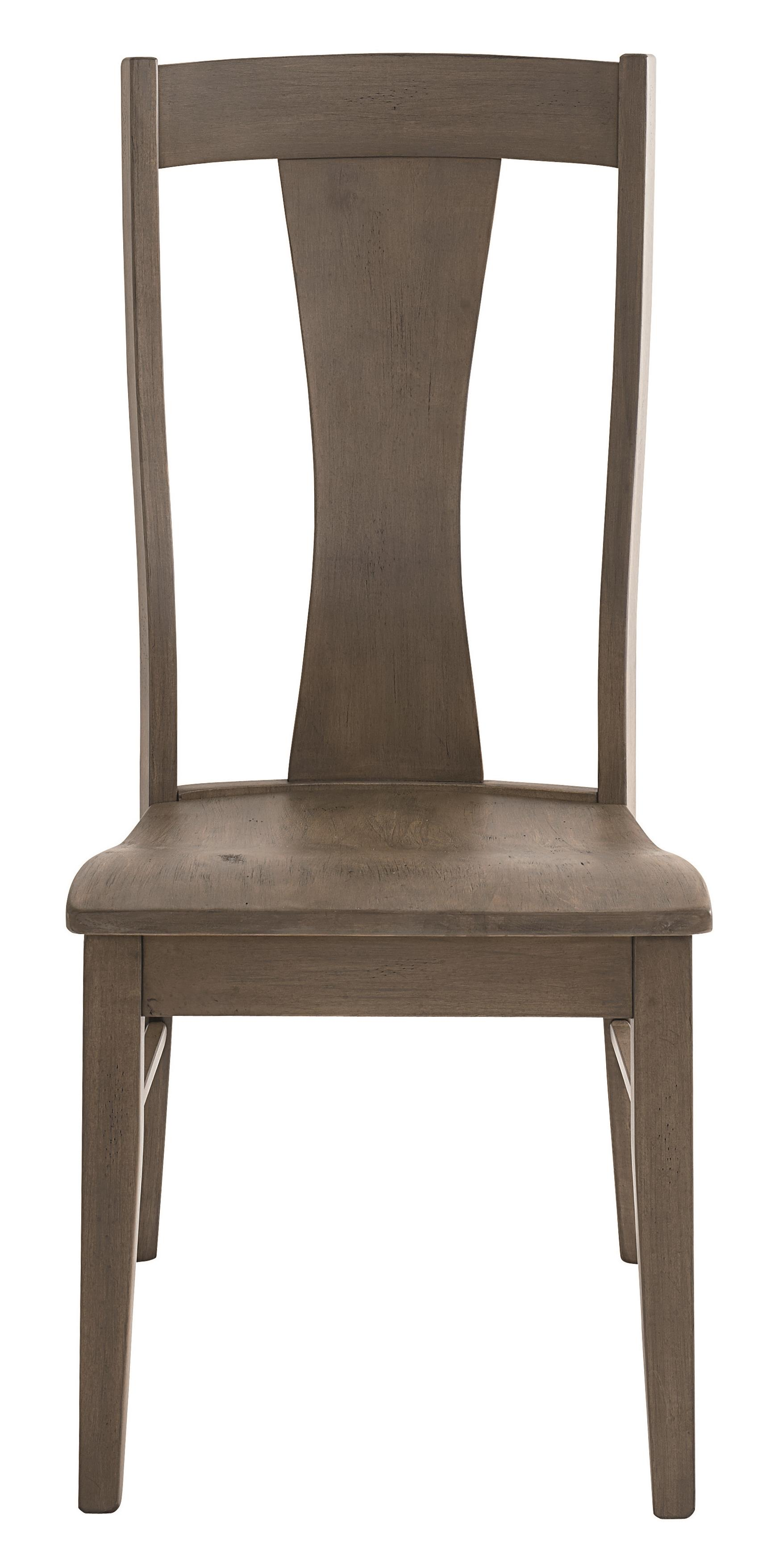Bassett Bench Made 4015 2000 Boone Transitional Side Chair Great American Home Store Dining