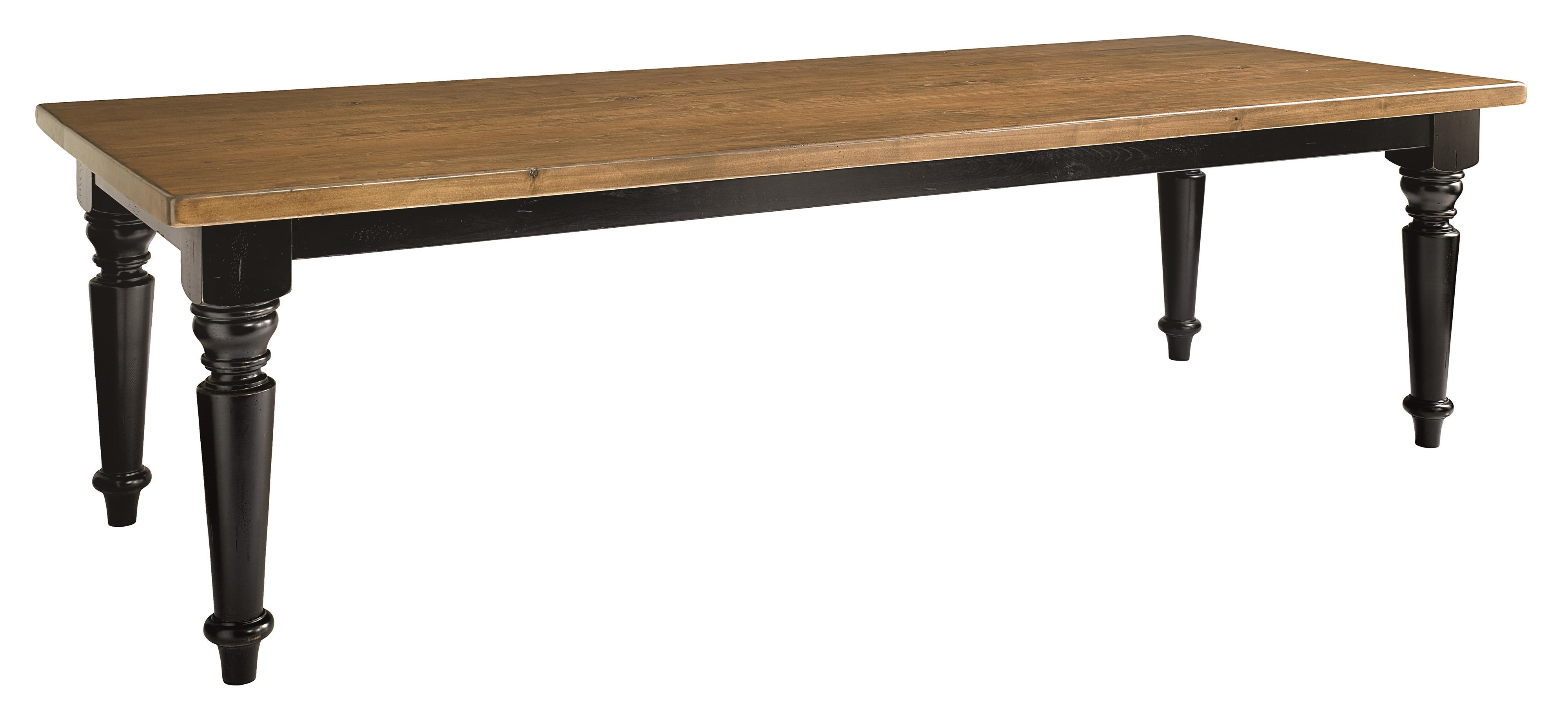Bassett bench made 4015 4208 108 rectangle farmhouse for John v schultz dining room table