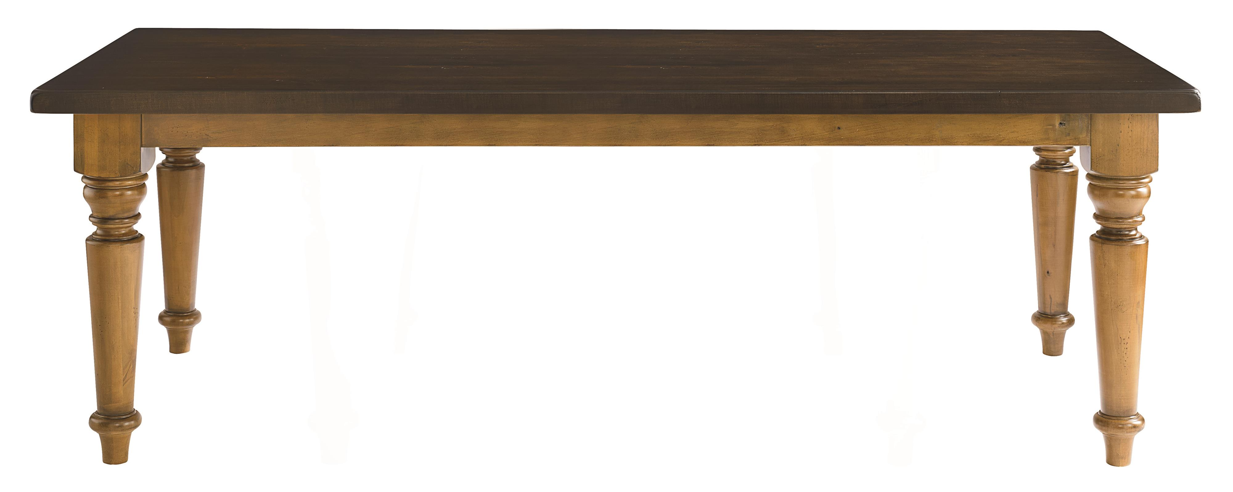 Bassett bench made 4015 4290 90 rectangle farmhouse table for F table 90 confidence