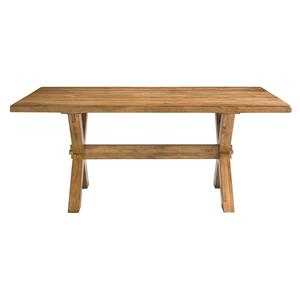 "Bassett Bench Made 72"" Rectangular Table"