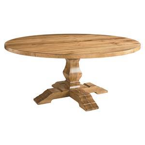 "Bassett Bench Made 72"" Tavern Table"