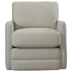 Bassett Bishop Swivel Chair