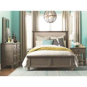 Bassett Brentwood Queen Bedroom Group