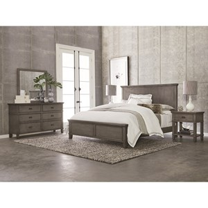 Bassett Brentwood California King Bedroom Group