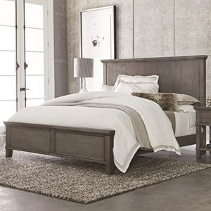 Bassett Brentwood King Panel Bed