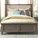 Bassett Brentwood King Upholstered Bed - Item Number: 2794-K168