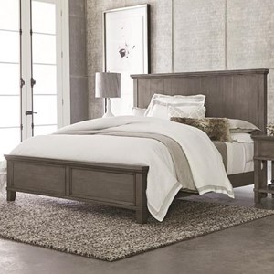 Bassett Brentwood California King Panel Bed