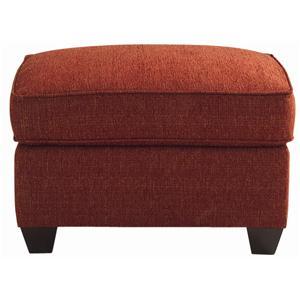 Bassett Brewster Upholstered Ottoman