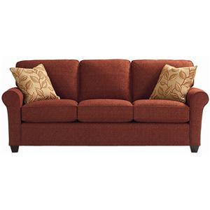 Bassett Brewster Upholstered Sofa
