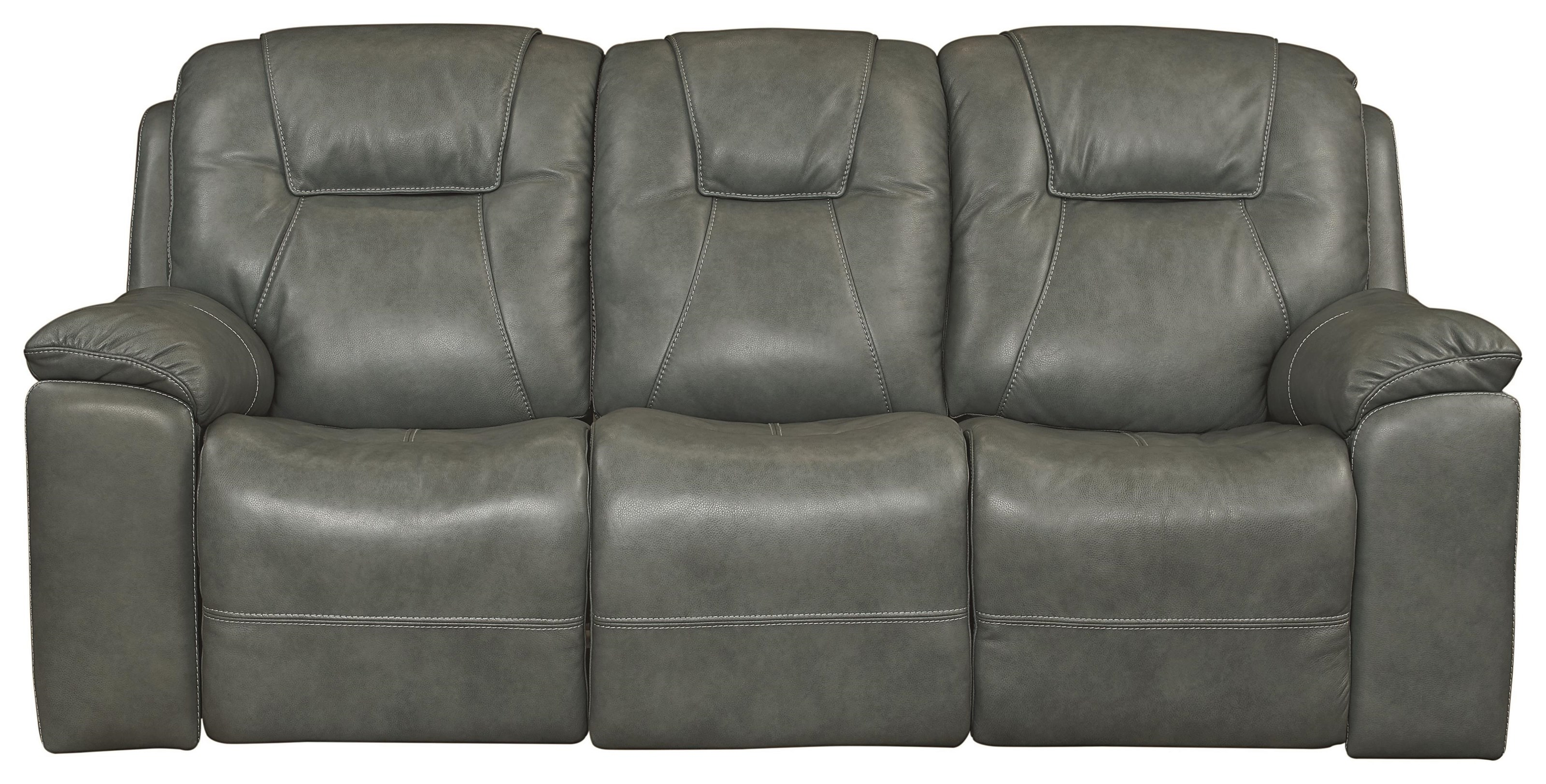 Club Level - Chandler Reclining Sofa by Bassett at Johnny Janosik