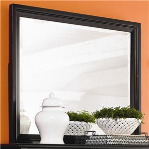 Bassett Chatham Vertical Landscape Mirror