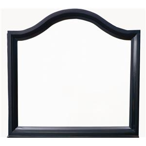 Bassett Chatham Arched Landscape Mirror