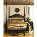 Bassett Chatham Complete Queen Poster Bed