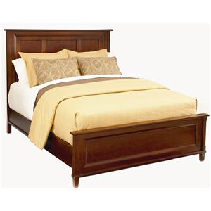 Bassett Chatham Complete Queen Panel Bed