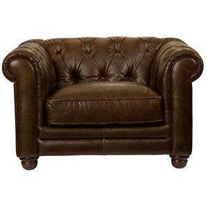 Bassett Chesterfield Chair
