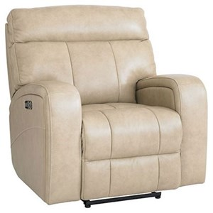 Bassett Club Level - Beaumont Power Wallsaver Recliner