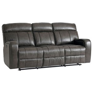 Bassett Club Level - Beaumont Power Reclining Sofa