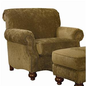 Bassett Club Room Upholstered Chair