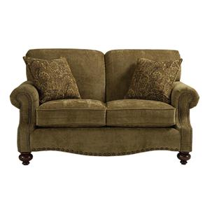 Bassett Club Room Love Seat
