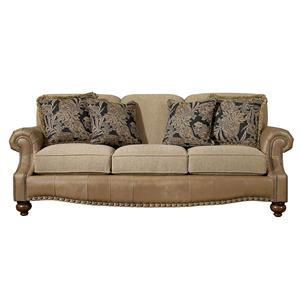 Bassett Club Room Sofa
