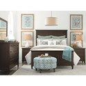 Bassett Commonwealth Complete King Panel Bed - Bed Shown May Not Represent Size Indicated