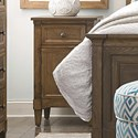 Bassett Commonwealth Door Nightstand - Item Number: 2564-0273