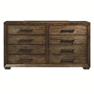 Bassett Compass Dresser