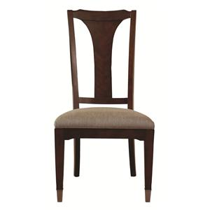 Bassett Cosmopolitan Side Chair