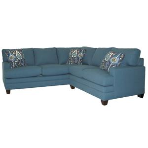 Bassett CU.2 L Shaped Sectional Group