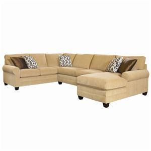 Bassett CU.2 U Shaped Stationary Sectional
