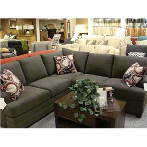 Bassett CU.2 L-Shaped Sectional Group