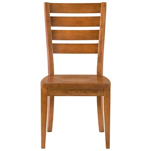 Bassett Custom Dining Low Side Chair