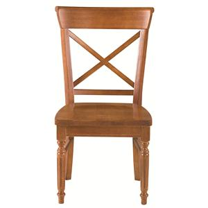 Bassett Custom Dining 4469 Side Chair