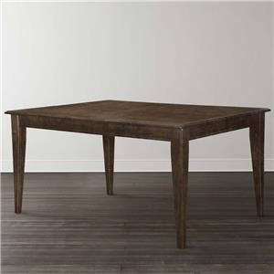 <b>Customizable</b> Rectangle Dining Table