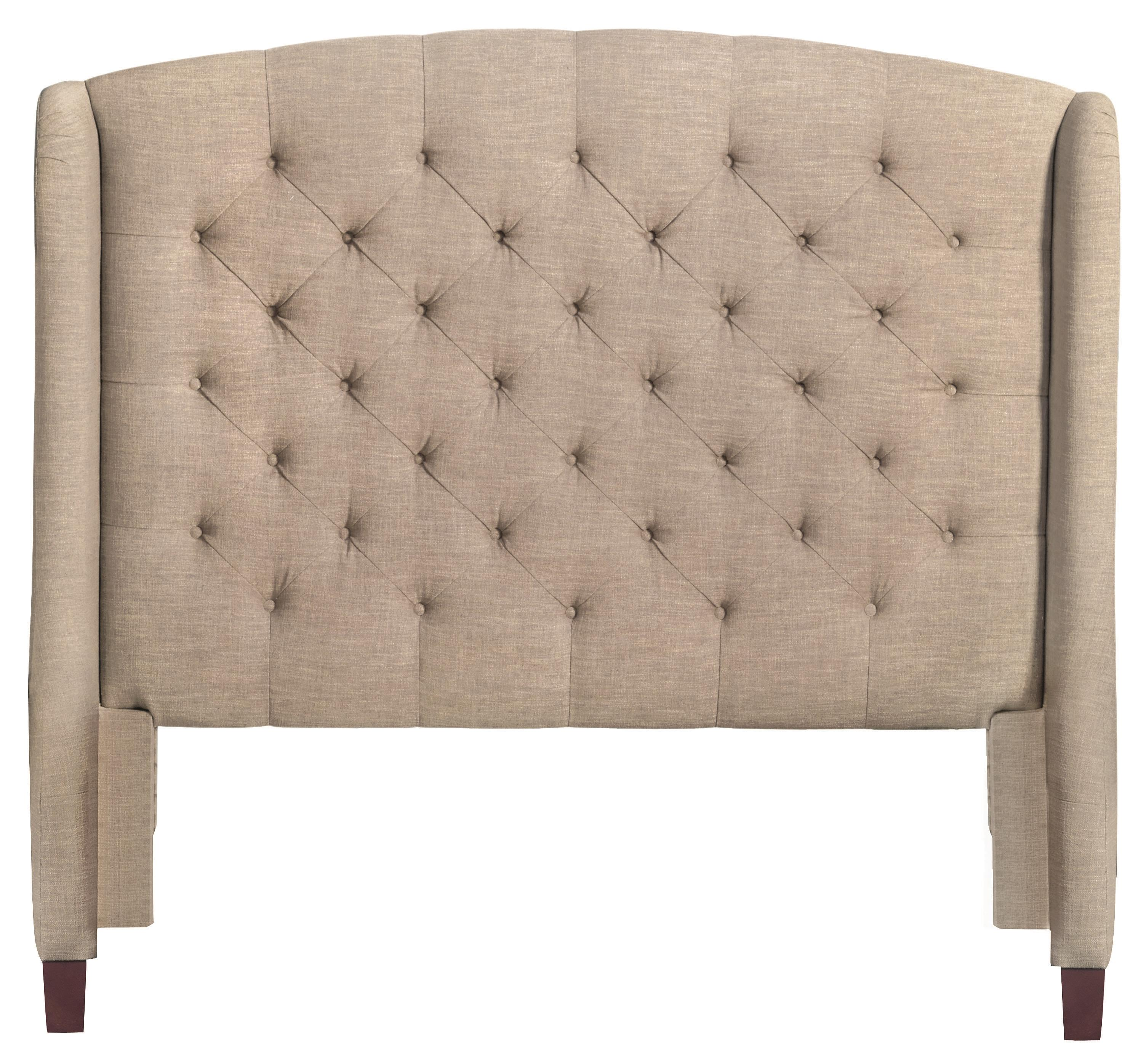 Bassett Custom Upholstered Beds Paris Upholstered Queen