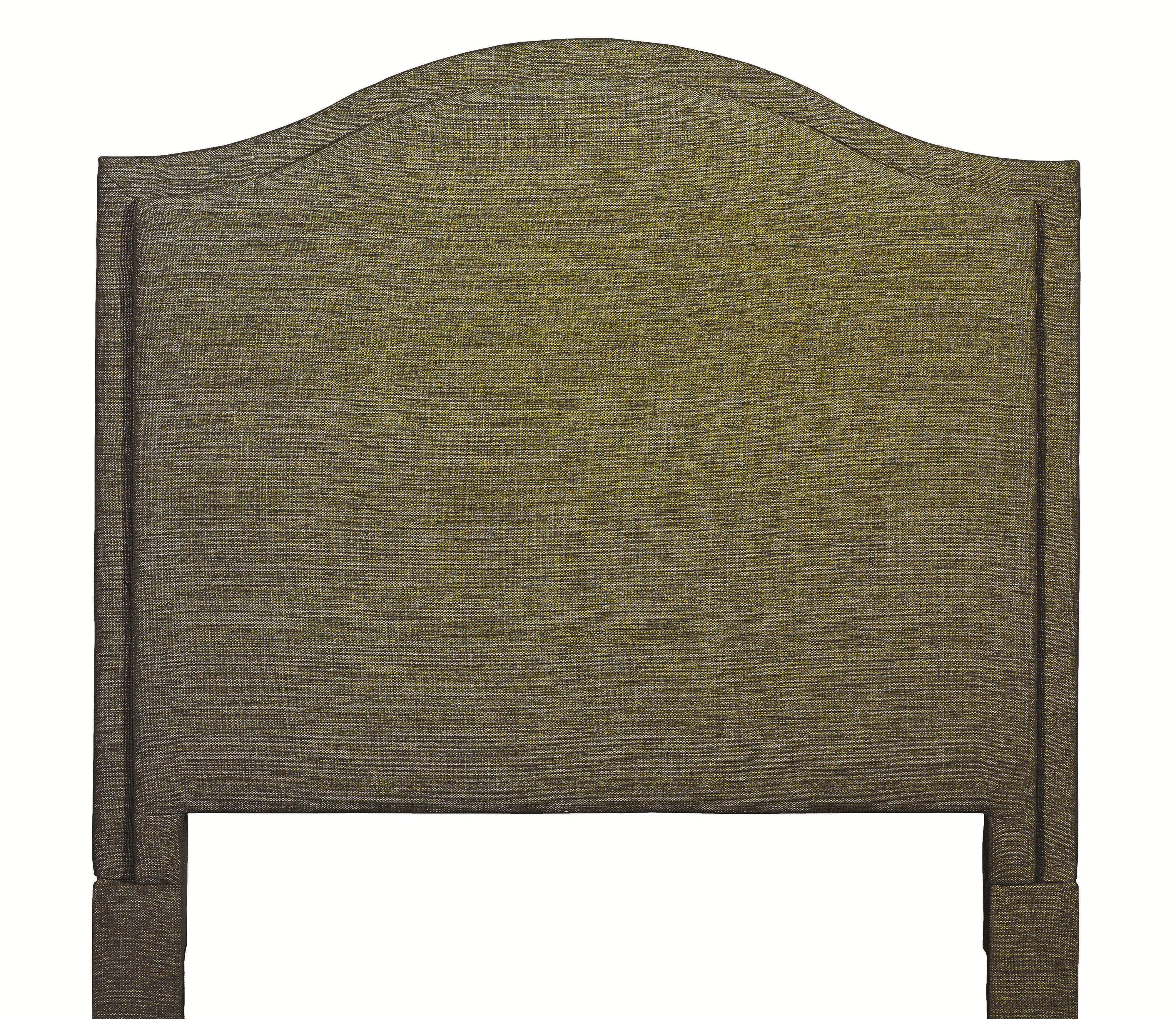 Bassett custom upholstered beds full vienna upholstered headboard vandrie home furnishings - Custom headboard ...