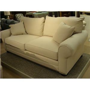 Bassett Custom Upholstery - Estate <b>Custom</b> Sofa