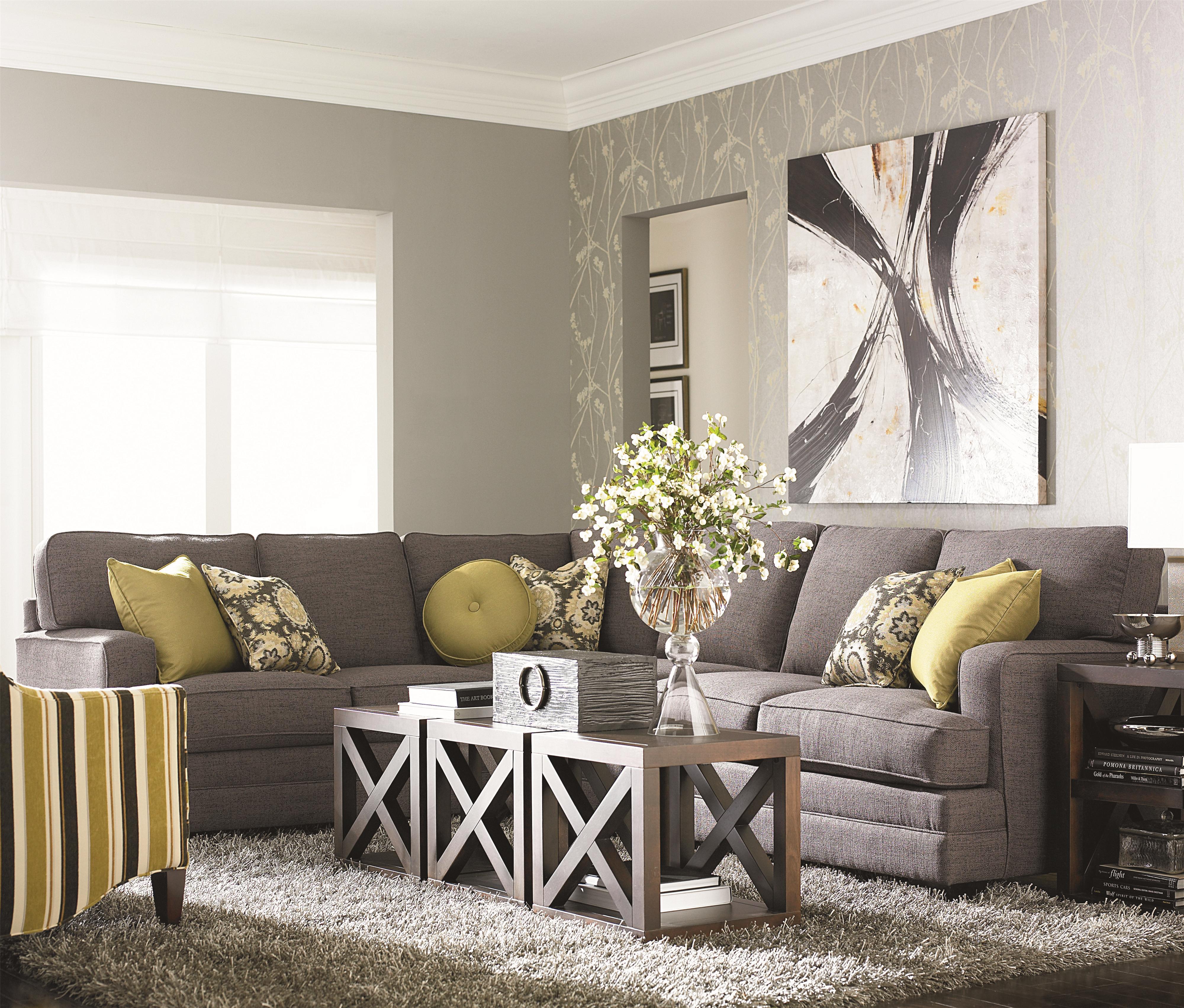 Bassett Room Planner: Bassett Custom Upholstery