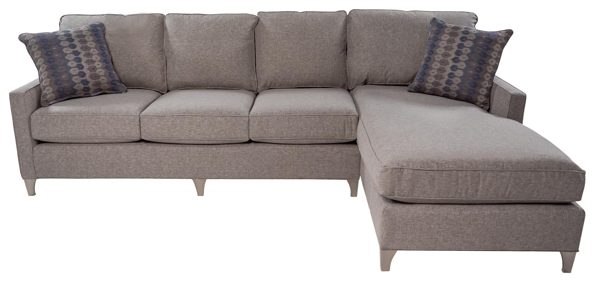 Sweetbriar Customizable Chaise Sectional