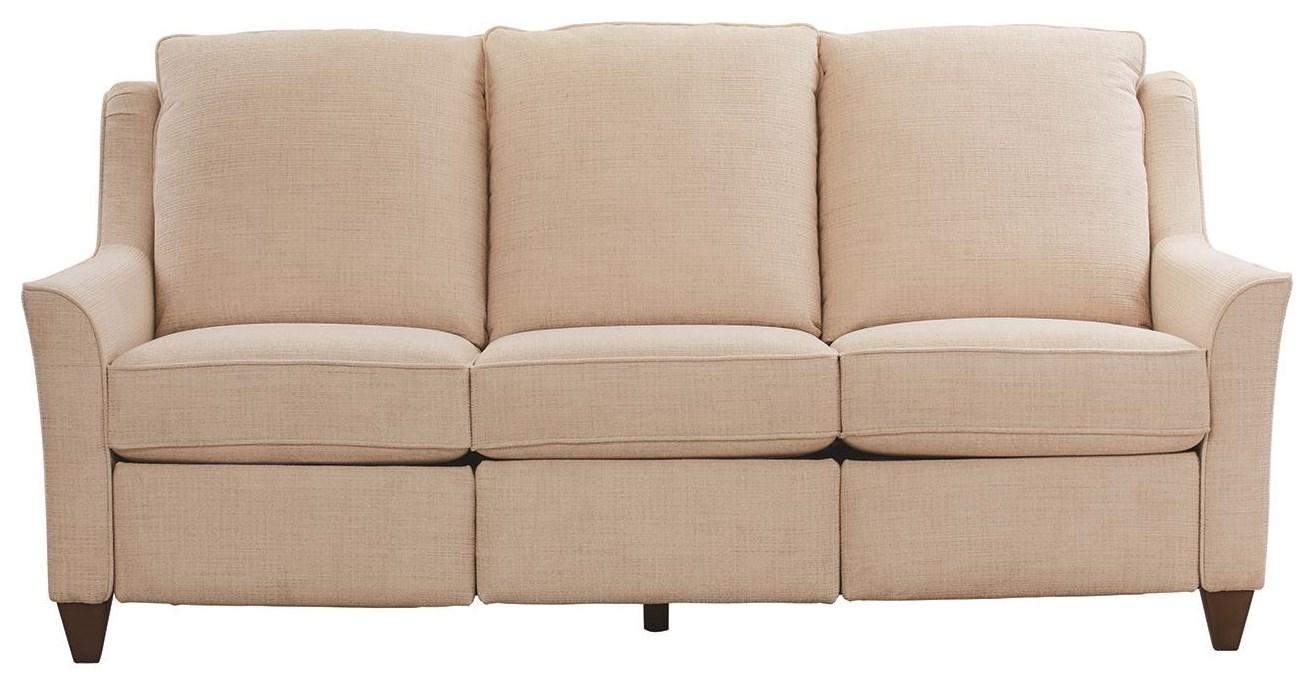 Picture of: Bassett Custom Upholstery Reclining Sofa Williams Kay Reclining Sofas