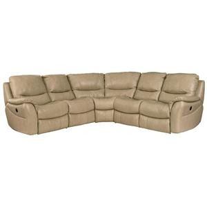 Bassett Drew  Motion Sectional