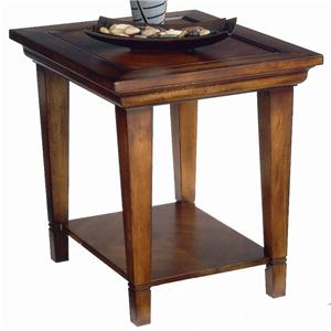 Bassett Easton End Table