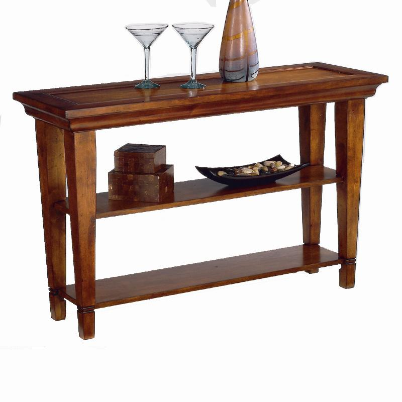 Easton Console Sofa Table With Two Shelves By Bett