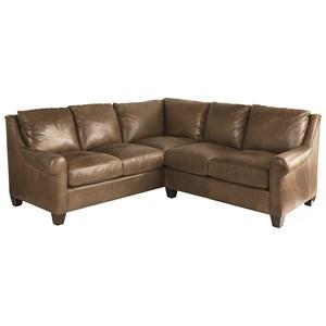 Bassett Ellery 4 Seat Sectional