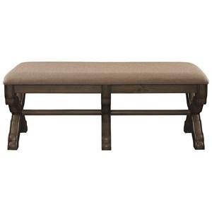 Bassett Emporium Bench