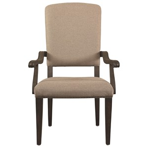 Bassett Emporium Upholstered Arm Chair